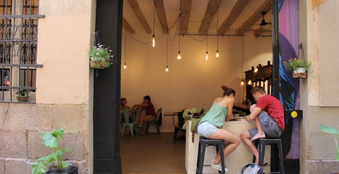 Departure Coffee, Craft Coffee, Raval