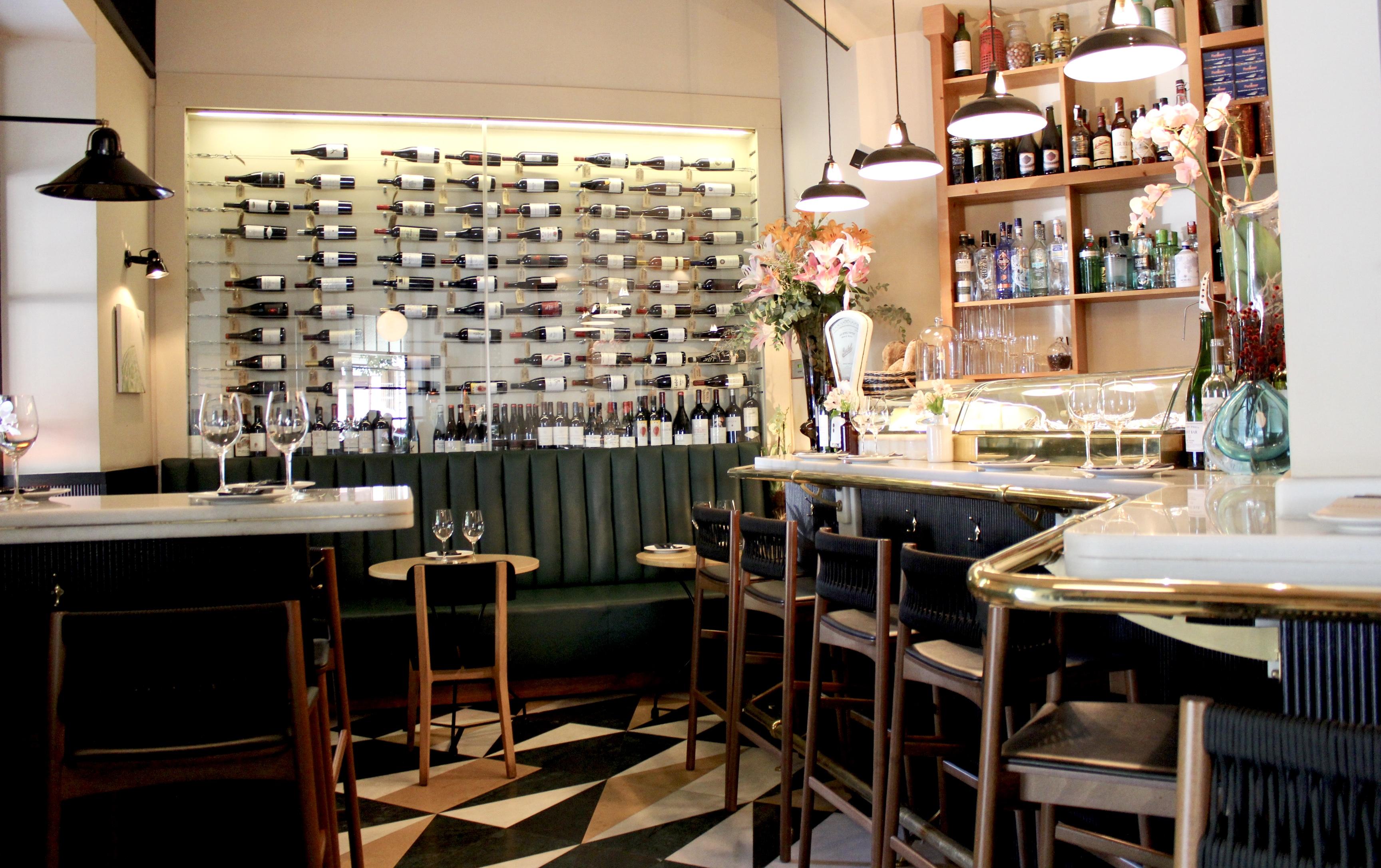 Inside Mont Bar Barcelona