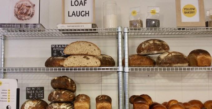 Yellow Bakery, Sourdough & More, Gothic