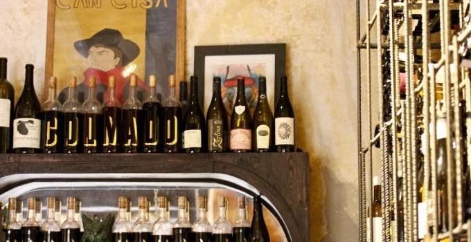 Can Cisa,  Natural wine & snacks, El Born
