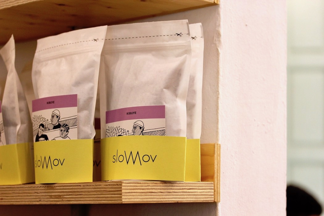 Slow Mov Coffee bags