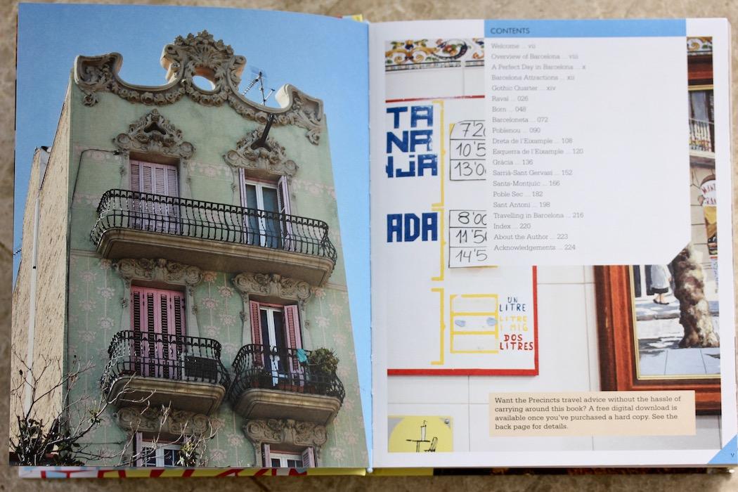 Barcelona Precincts