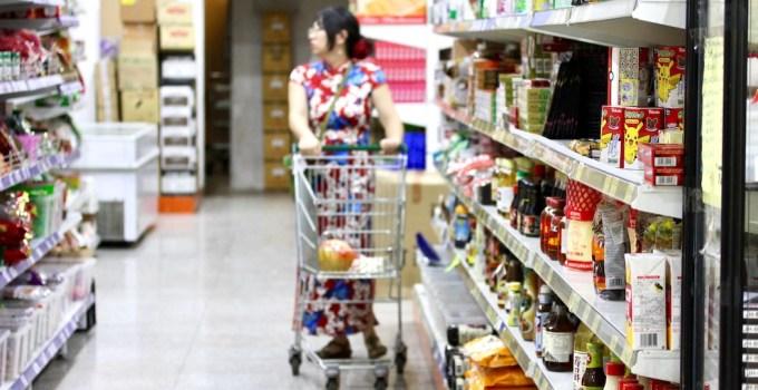 Xin Yang Kuang, Chinese Supermarket, Arc de Triomf