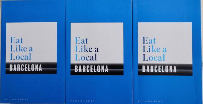 Eat Like a Local Barcelona, Book!