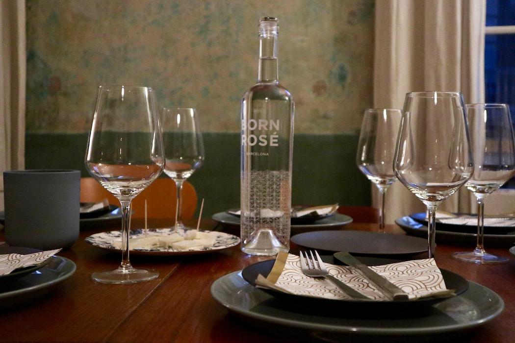 The table at Lemonade Social App
