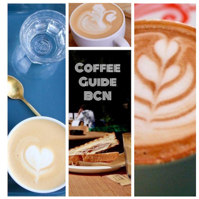 Coffee Guide Barcelona