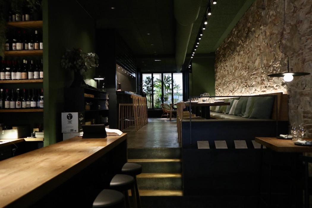 The interior of Palo Verde Barcelona