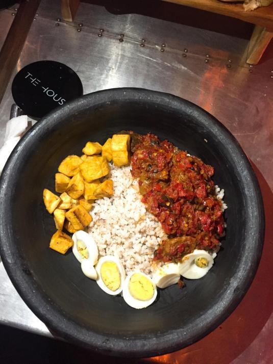 Ofada Bowl