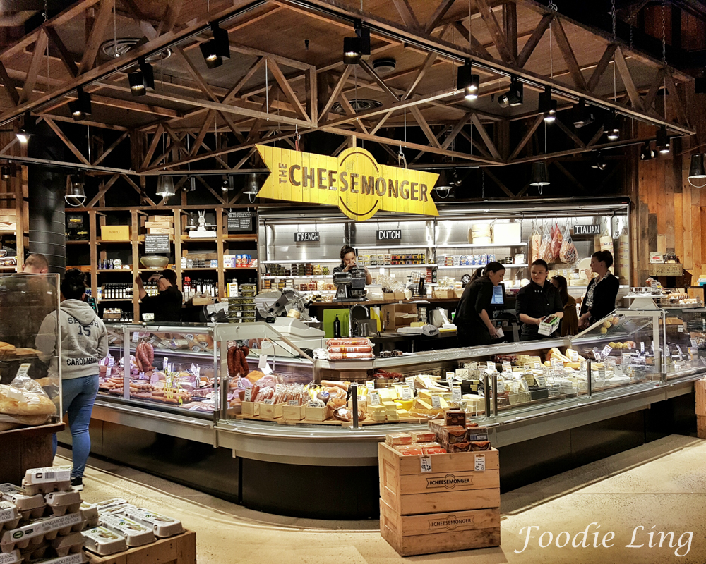 Westfield Marions Brand New Food Hall Foodie Ling