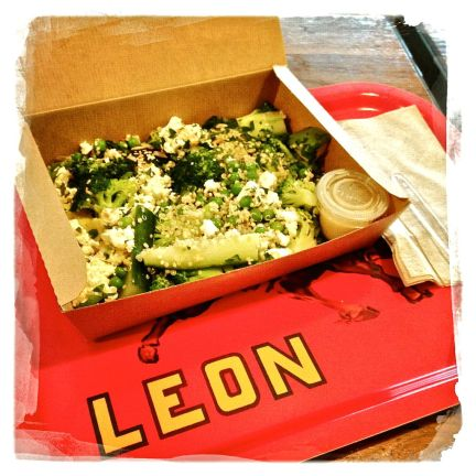 fastfood leon miss foodie