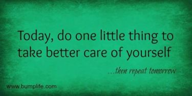 today-do-one-little-thing-to-take-better-care-of-yourself
