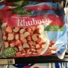 Frozen Rhubarb at AJ's in Tucson.  Also at Sprouts Market @$2.99, same package.