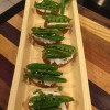 Snap Pea Salad Crostini