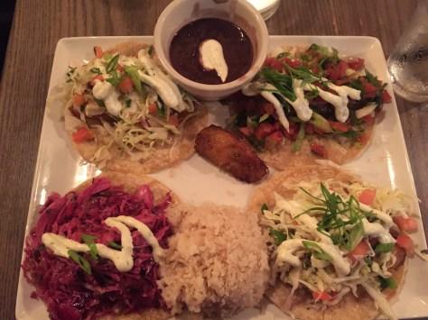 Around the World Tacos
