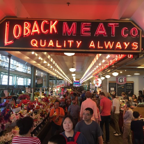 So much to see at Pike Place