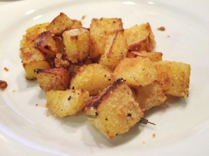 Brösel Kartoffeln