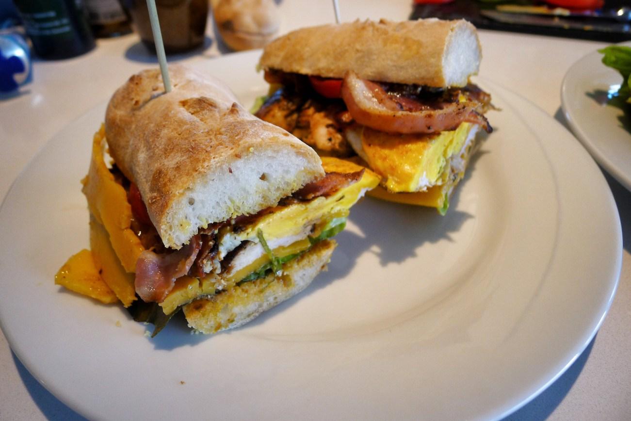 Chicken Cheesesteak Sandwich