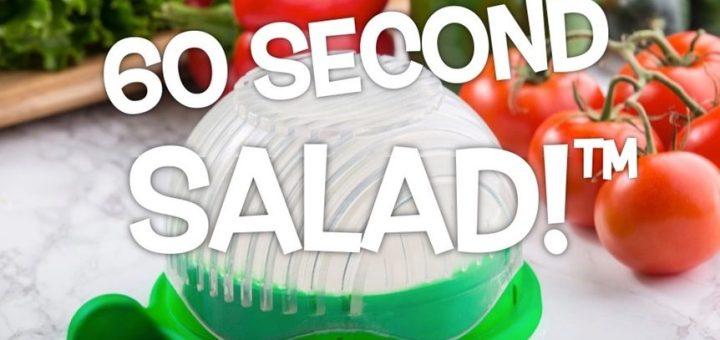 60 Second Salad Maker