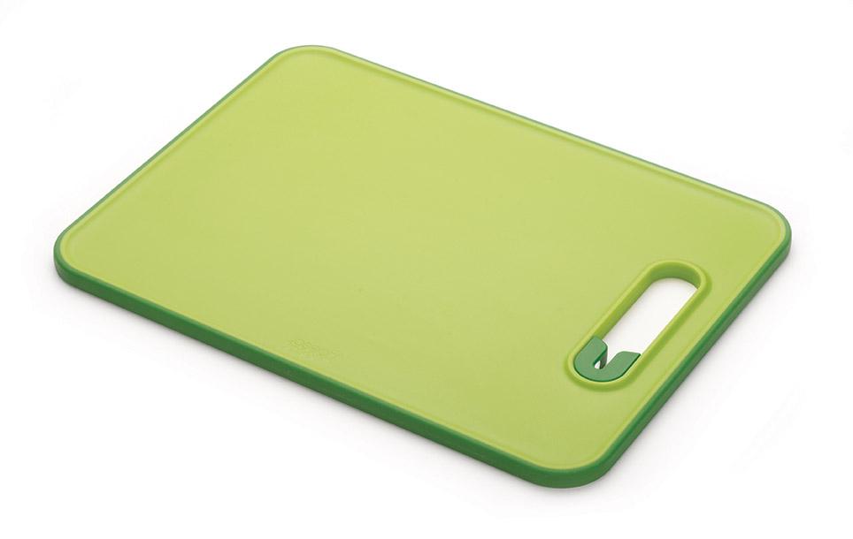 Joseph Joseph Slice & Sharpen snijplank groen