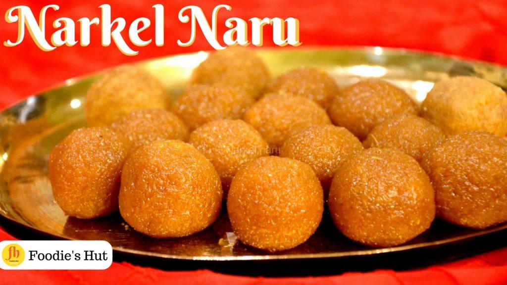 Narkel Naru recipe by Foodie's Hut