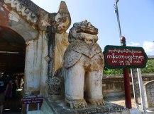 Gaw Daw Palin Phaya entrance