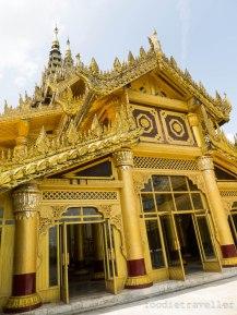 Kanbawzathadi Golden Palace