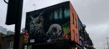 Camden High Street - Street Art
