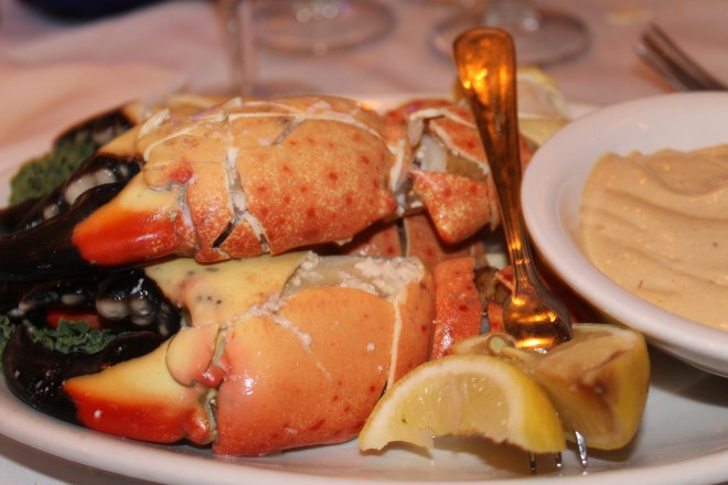 Foodiewinelover Stonecrabs