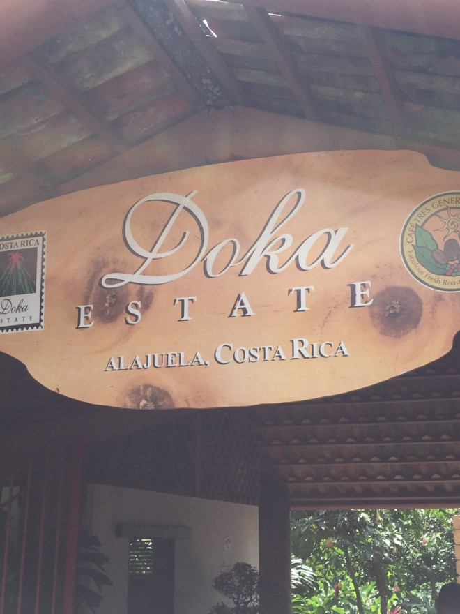 Doka Estate, Costa Rica