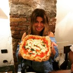 Sorbillo Pizza in Napoli, Italia