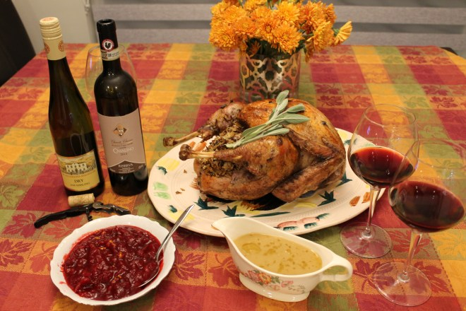 Thanksgiving, Food & Wine Pairings