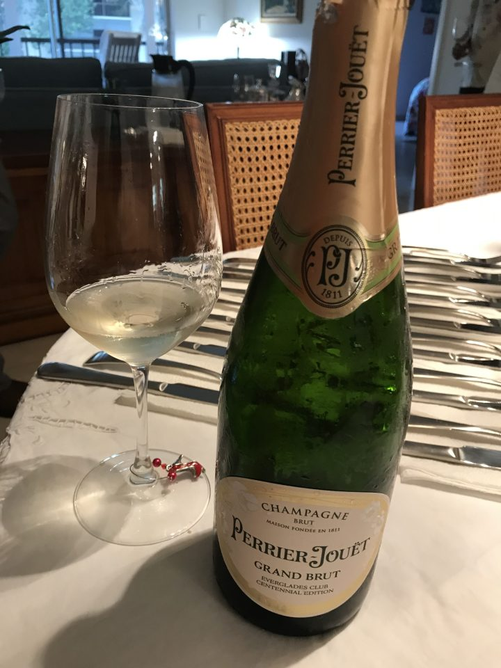 Champane Perrier Jouet - Spanish Night?