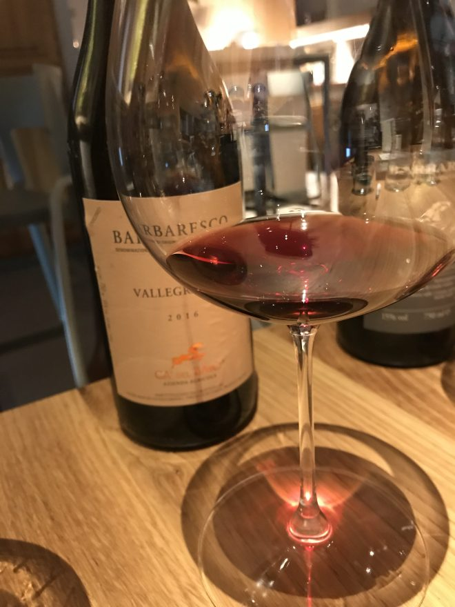 Award-winning Ca del Baio 2016 Barbaresco Vallegrande