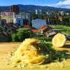 Špageti al limone najbolje pašu uz čašu bijelog strukturiranog vina
