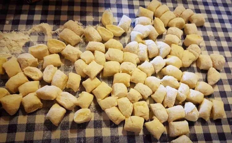 Domaći njoki od krumpira