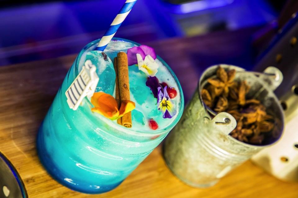 Cocktail Jordan Mathoré - bartender foodiles