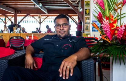 Miguel Jean Noel- foodiles- restaurant guadeloupe