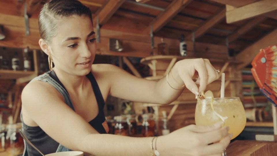 Cocktail Manon SIGARI - Photo de Laurent Cirany