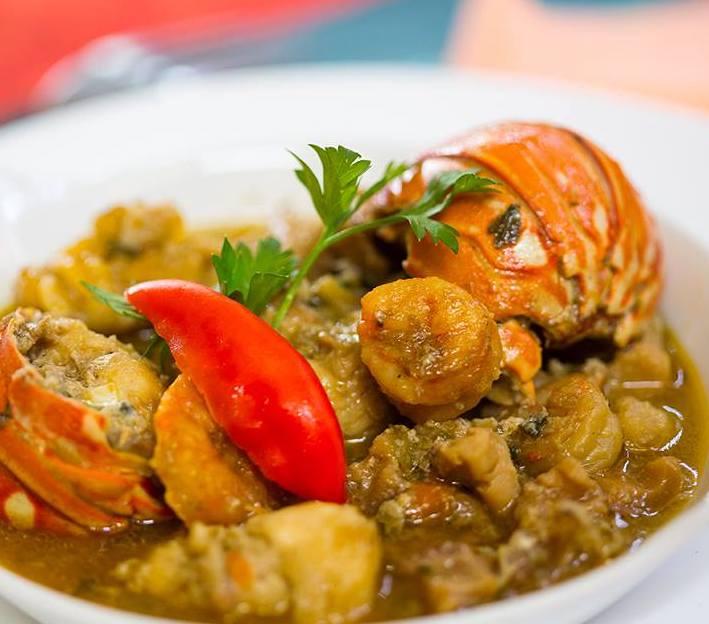 Evelyne Maurin - Cuisine créole guadeloupe - foodiles