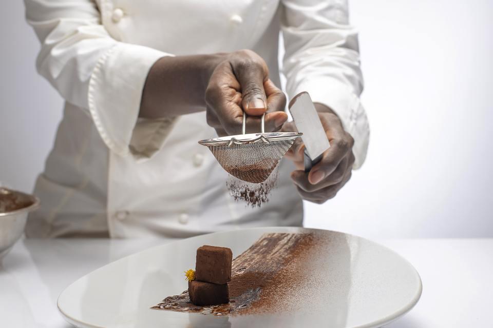 Naomi Martino by Dabriou chocolat Guadeloupe