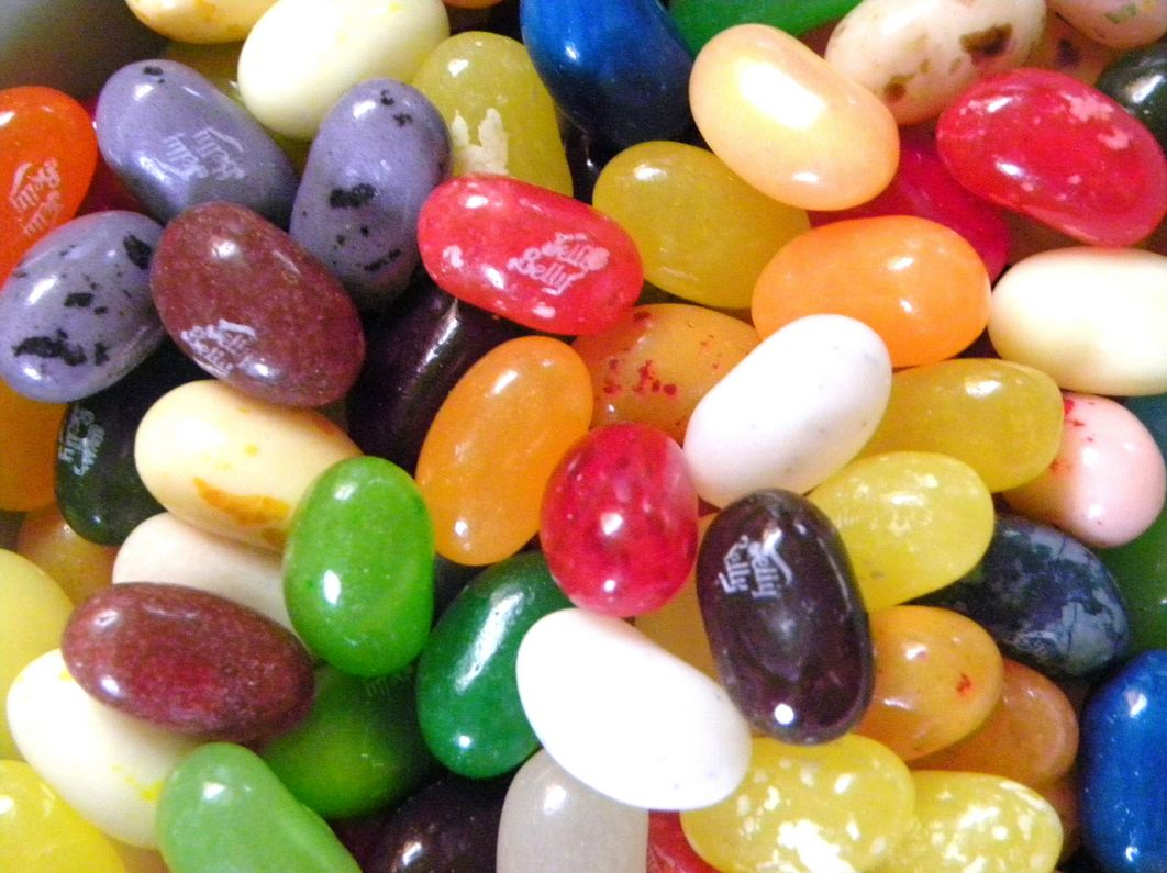 July 24 National Jellybeans Day Foodimentary