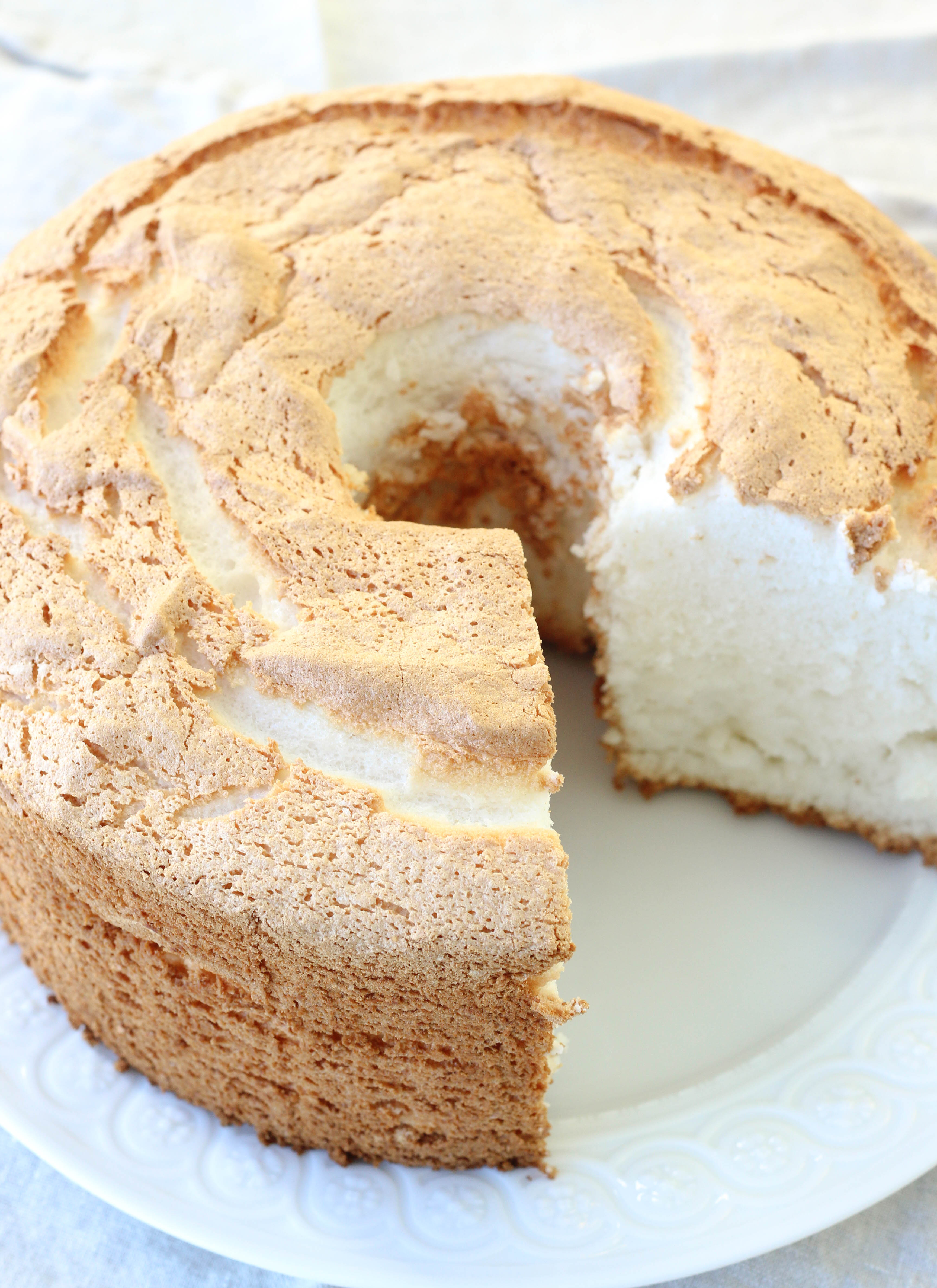October 10 Is National Angel Food Cake Day Foodimentary