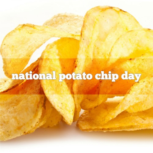 March 14th Is National Potato Chip Day Foodimentary