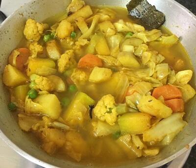 Bengali Labra Tarkari 10