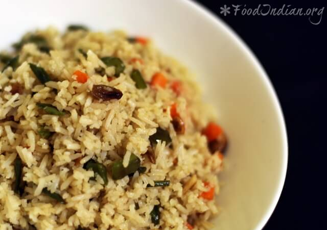Fried Brown Rice (15)