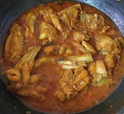 chicken do pyaza 18