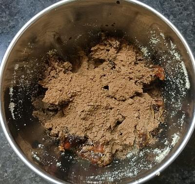 chocolate dates laddu 10