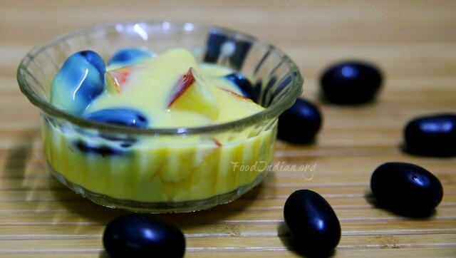 fruit custard 14
