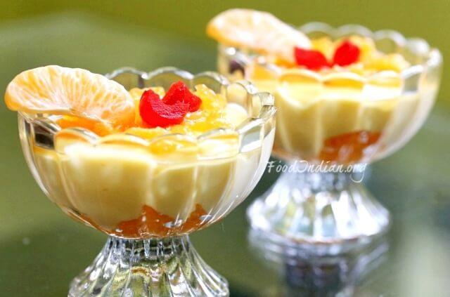 orange custard 1