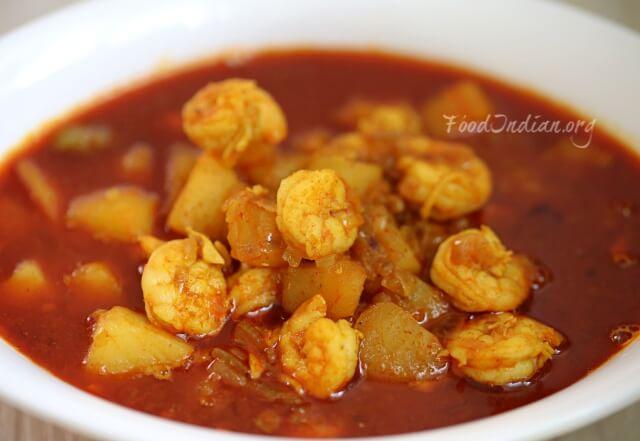 prawn curry 16